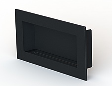 Биокамин Window 500 black